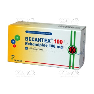 JUAL BECANTEX 100MG TAB 100S