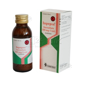 JUAL INPEPSA SYR 100ML 500MG/ML