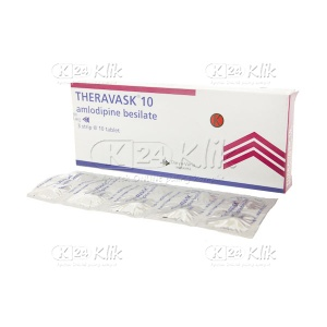 THERAVASK 10MG TAB
