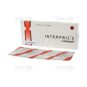 JUAL INTERPRIL 5MG TAB
