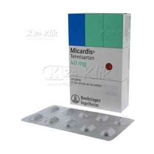 Apotek Online - MICARDIS 40MG TAB