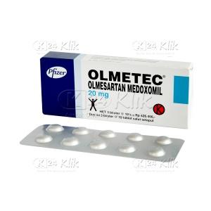 Apotek Online - OLMETEC 20MG 30'S