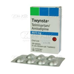 Apotek Online - TWYNSTA 80/5MG TAB