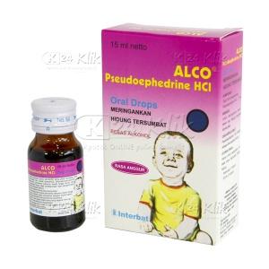 JUAL ALCO ORAL DROP 15ML