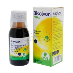 Apotek Online - BISOLVON EXT 60ML
