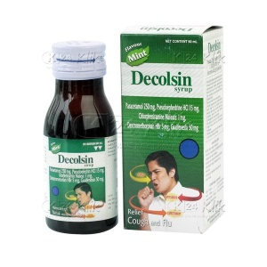 JUAL DECOLSIN SYR 60ML