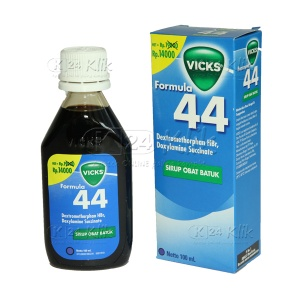 JUAL VICKS F44 DWS SYR 100ML