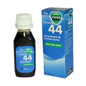 JUAL VICKS F44 DWS SYR 54ML