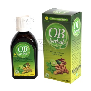 JUAL OB HERBAL 100ML