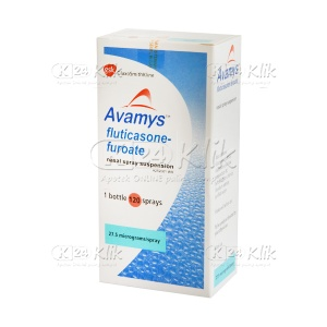 JUAL AVAMYS NASAL SPRAY 120ML