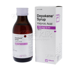 JUAL DEPAKENE SYR 120ML 250MG/5ML