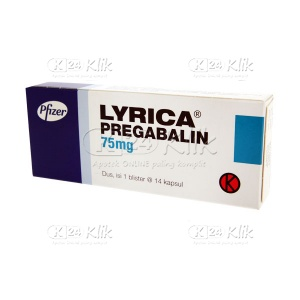 JUAL LYRICA 75MG CAP