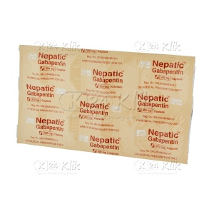 JUAL NEPATIC 300MG CAP
