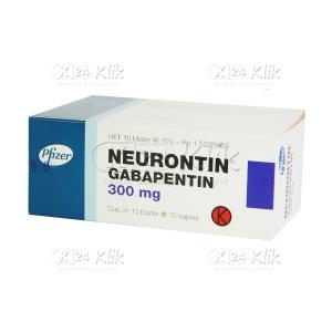 Apotek Online - NEURONTIN 300MG TAB