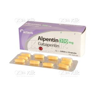 Apotek Online - ALPENTIN 300MG