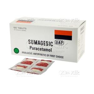 Apotek Online - SUMAGESIC TAB STR 4'S