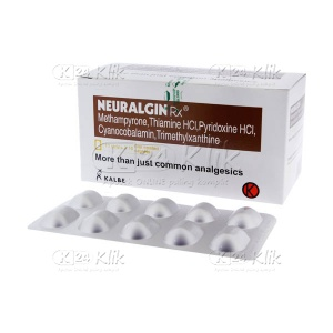 Manfaat Obat Neuralgin