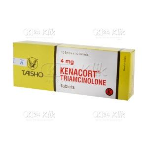 KENACORT 4MG TAB