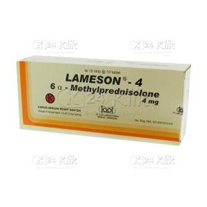 JUAL LAMESON 4MG TAB