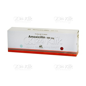 JUAL AMOXICILLIN IF 500MG
