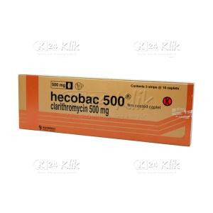 JUAL HECOBAC 500MG TAB