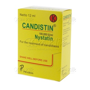 JUAL CANDISTIN SUSP DROP 12ML