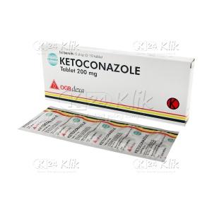 Apotek Online - KETOCONAZOLE DEXA 200MG TAB