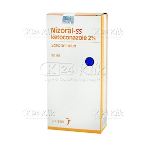 Apotek Online - NIZORAL SS 2% SHAMPO 80ML