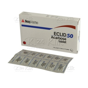 Apotek Online - ECLID 50MG TAB
