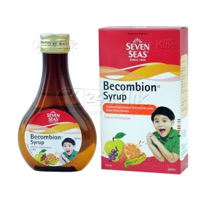 JUAL SS BECOMBION SYRUP 110ML