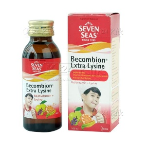 JUAL SS BECOMBION LYSIN SIRUP 100ML