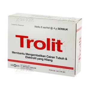 Apotek Online - TROLIT SACH