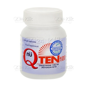 JUAL Q TEN 100MG CAP 30'S/BTL
