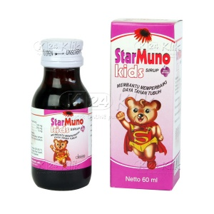 JUAL STARMUNO KID'S SYR 60ML