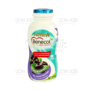 JUAL NUTRIVE BENECOL BLACKCURANT NO SUGAR 100ML