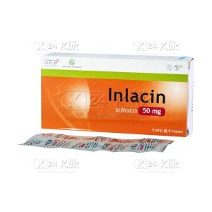 Apotek Online - INLACIN 50MG TAB 30S