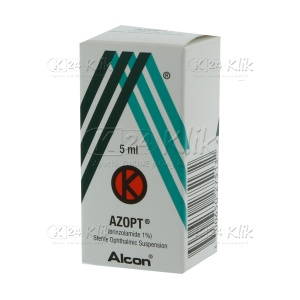 JUAL AZOPT EYE DROP 1% 5ML