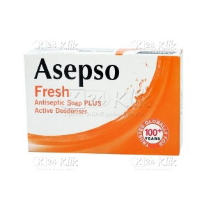 JUAL ASEPSO FRESH SOAP 85G