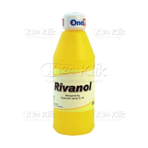 JUAL RIVANOL ONE MED 100ML