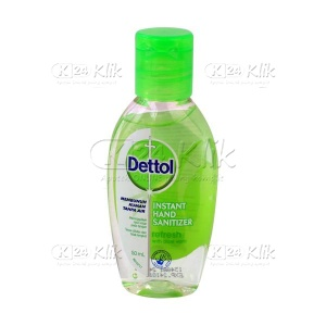 Apotek Online - DETTOL HAND SANITIZER REFRESH 50ML