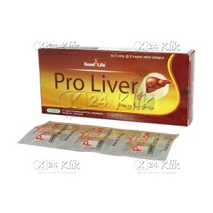 JUAL GOOD LIFE PROLIVER 30 TAB