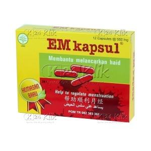 Apotek Online - EM KAPSUL 10S/STR