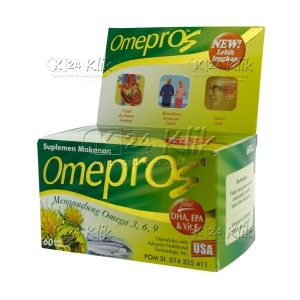 JUAL OMEPROS 60S DOS