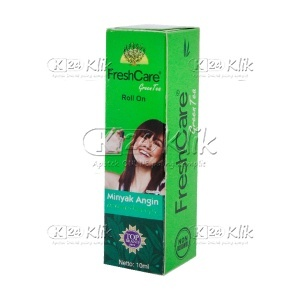 JUAL MINYAK FRESH CARE GREEN TEA 10 ML