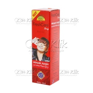 JUAL MINYAK FRESH CARE STRONG 10ML