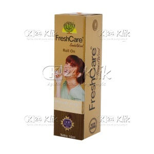 Apotek Online - MINYAK FRESH CARE SANDAL WOOD 10ML