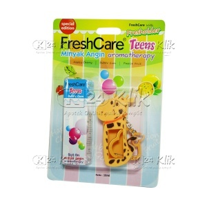 JUAL FRESH CARE TEENS BUBBLE GUM 10ML (BANDED)