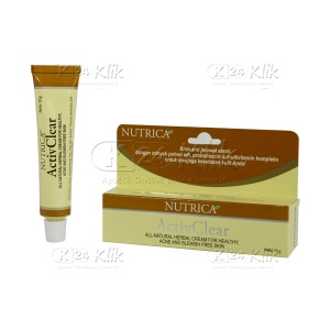 JUAL ACTIV CLEAR NUTRICA 15GR