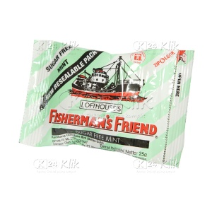 JUAL FISHERMAN'S SUGAR FREE MINT