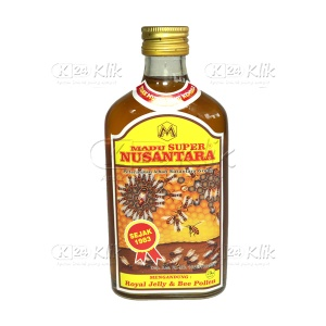 JUAL MADU SUPER NUSANTARA 250ML